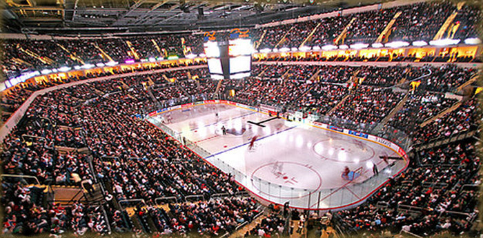 Winnipeg MTS Centre will welcome NHL hockey in the fall